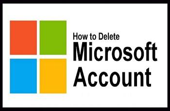 راهنمای حذف حساب مايكروسافت در كامپيوتر و گوشی