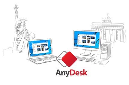 آموزش کار با Anydesk