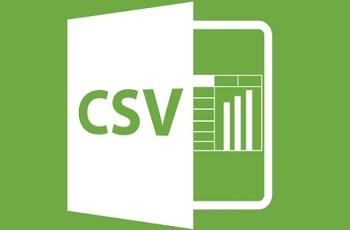 راهنمای باز کردن فایل های csv در اکسل