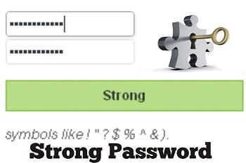 راهنمای انتخاب رمز عبور قوی