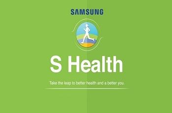 نحوه کار نرم افزار Samsung health